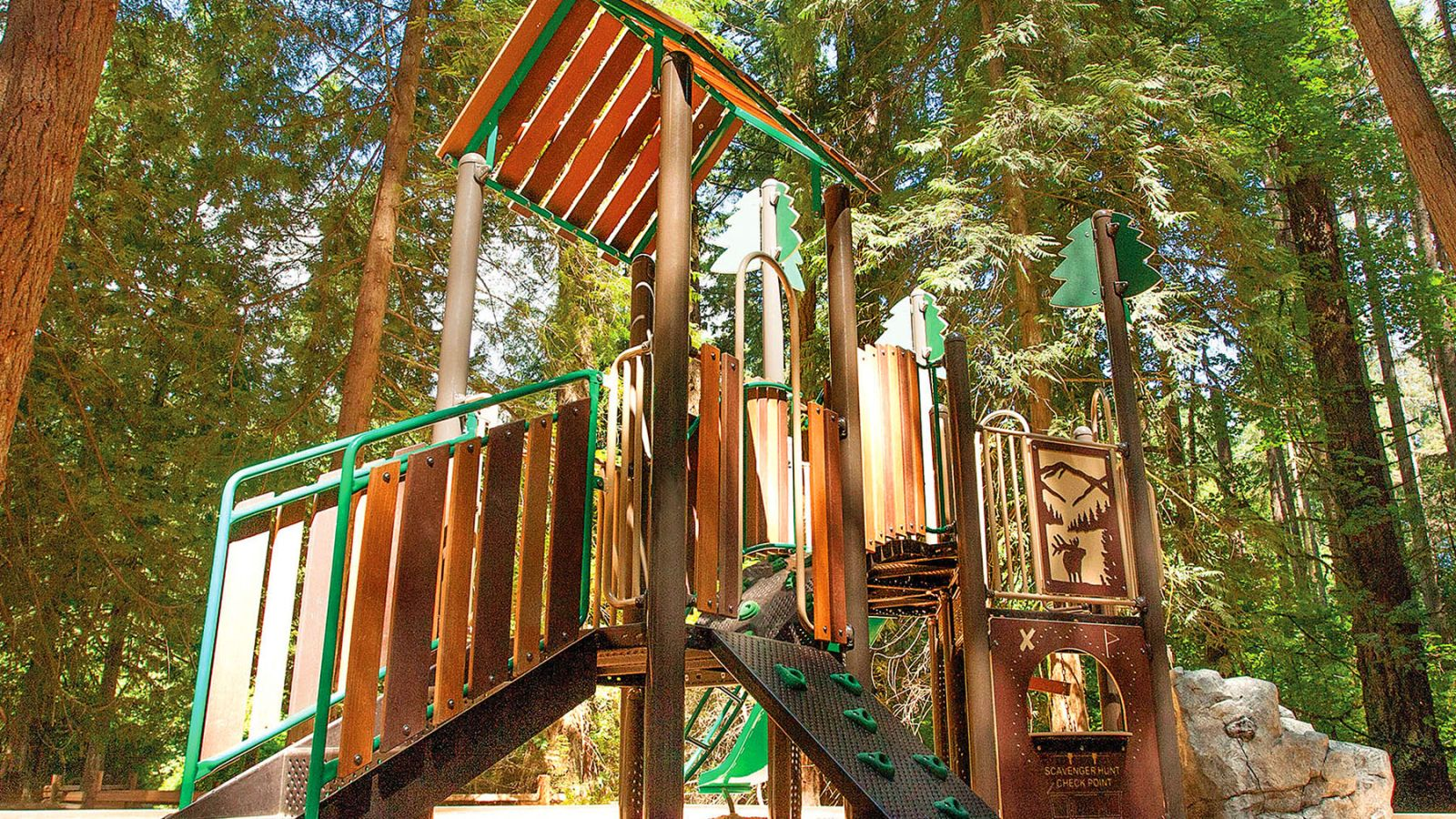 Rootz Nature Playgrounds